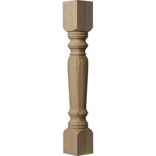 """5""""W x 5""""D x 35 1/2""""H Legacy Tapered Cabinet Column"""