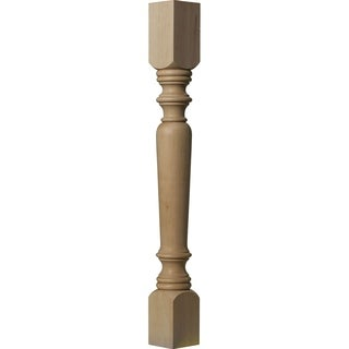"""3 3/4""""W x 3 3/4""""D x 35 1/2""""H Legacy Tapered Cabinet Column"""