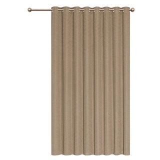 Porch & Den Davidson Soft and Extra Wide Grommet Patio Panel