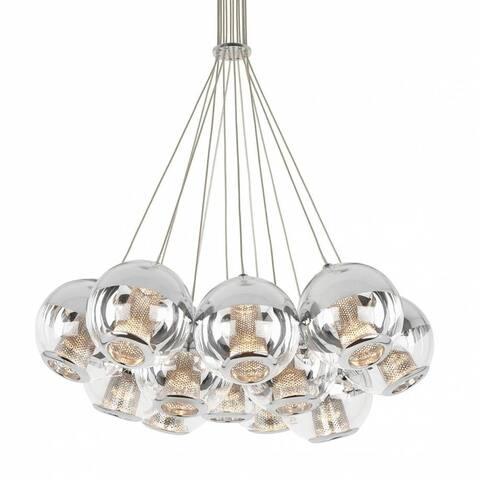 Malga Indoor 12-Pendant Lighting Fixture - Medium