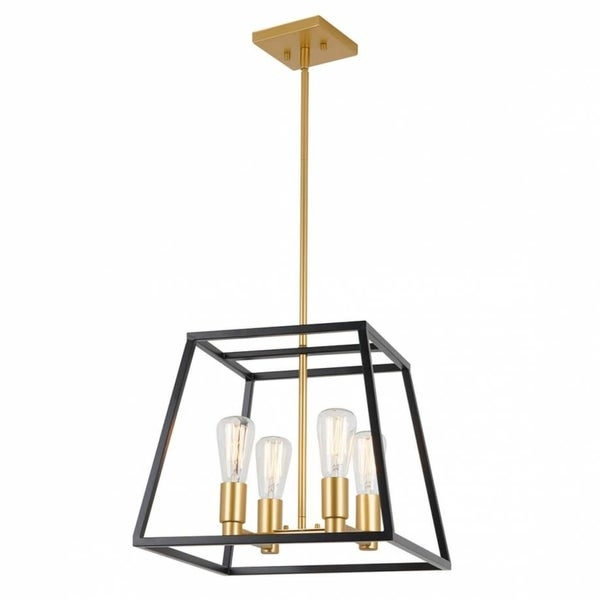 Carter Square 4 Pendant Light Fixture. Opens flyout.