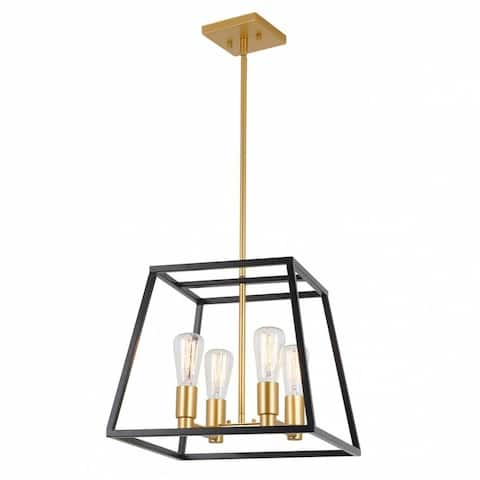 Carter Square 4 Pendant Light Fixture