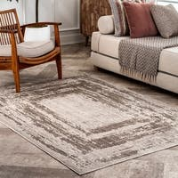 nuLOOM Contemporary Modern Abstract Fae Area Rug