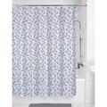 Mod Triangle Shower Curtain Grey