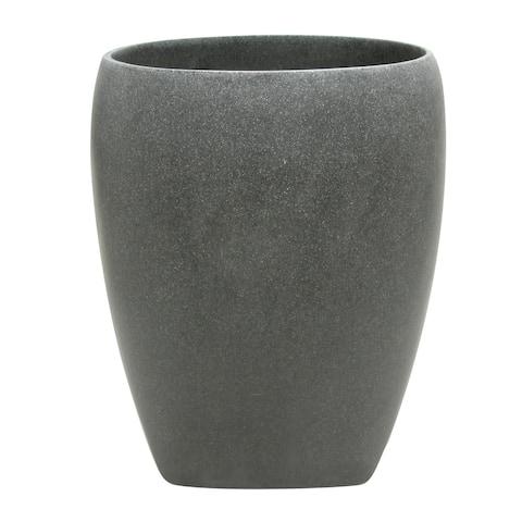 Charcoal Stone Watebasket