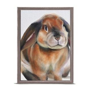 GreenBox 'Rinnie' by Nancy Egan Mini Framed Art - 5 x 7