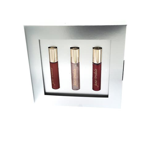 Jane Iredale Lip Trio Kiss and Tell Limited Edition Lip Gloss Kit