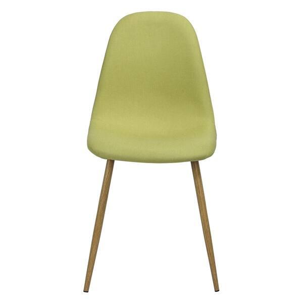 Fabulous Shop Furniturer Mid Century Modern Fabric Dining Chairs Short Links Chair Design For Home Short Linksinfo