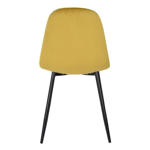 Enjoyable Shop Carson Carrington Terrsjo Mid Century Modern Velvet Machost Co Dining Chair Design Ideas Machostcouk