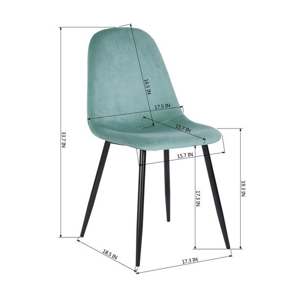 Surprising Shop Carson Carrington Terrsjo Mid Century Modern Velvet Machost Co Dining Chair Design Ideas Machostcouk