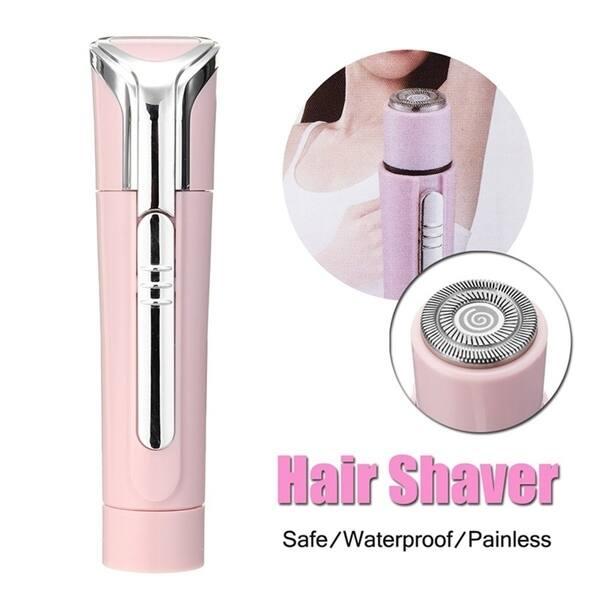 Shop Mini Electric Facial Hair Remover Machine Epilator Shaver