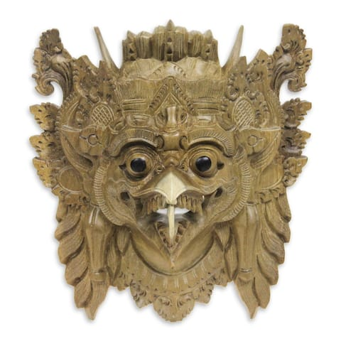 Garuda the Eagle Wood mask