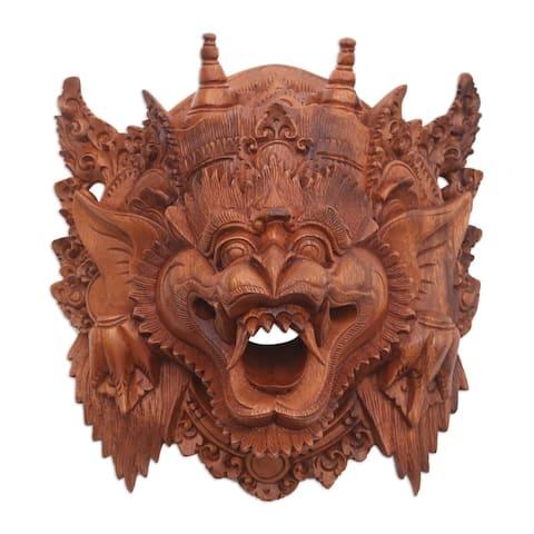 Handmade mask Monkey II (Indonesia)