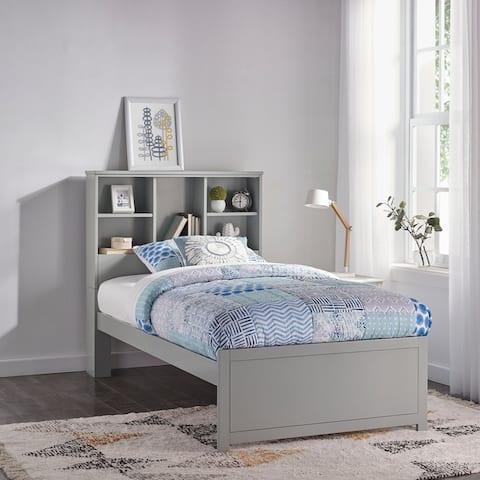 Copper Grove Camberg Twin Bookcase Bed