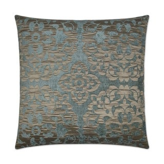 Monte-Spa Feather Down Hidden Zipper 24-inch Decorative Throw Pillow