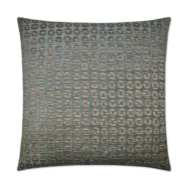 Mirabelle-Spa Feather Down Hidden Zipper 24-inch Decorative Throw Pillow