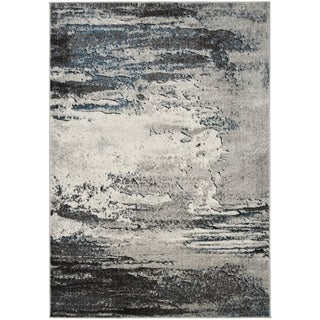Mirage Multi Contemporary Stylish Abstract Area Rug