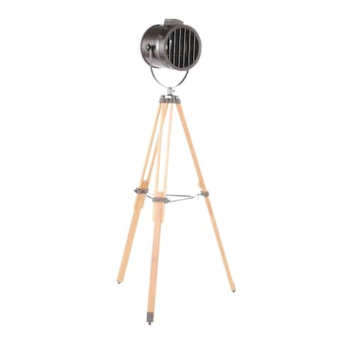 Carbon Loft Luschek Industrial Floor Lamp