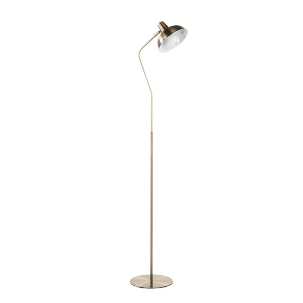 Strick & Bolton Arne Contemporary Metal Floor Lamp. Opens flyout.
