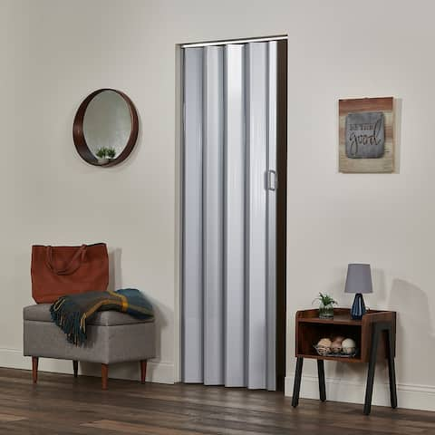 Oakmont Silver 36x80 Folding Door