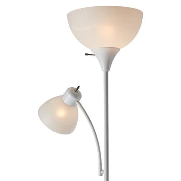 Shop Porch Den Caxton 72 Inch Torchiere Floor Lamp With