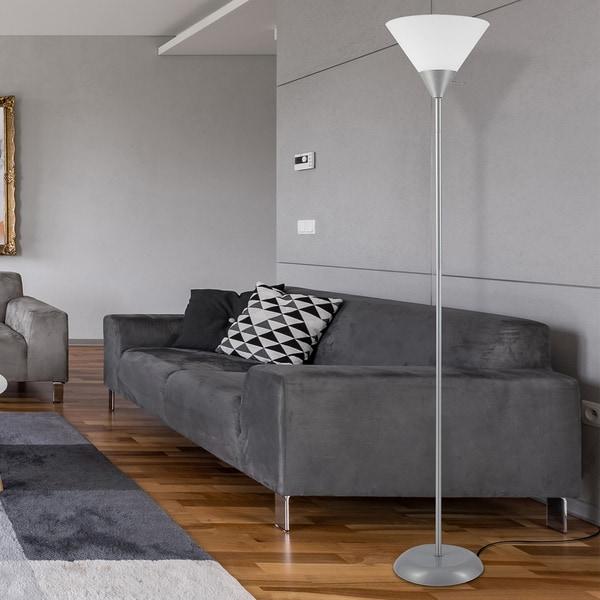 Porch & Den Ashbrook Silver 72-inch Floor Lamp. Opens flyout.
