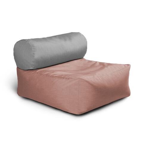 Jaxx Tybee Sunbrella Bean Bag Patio Chair