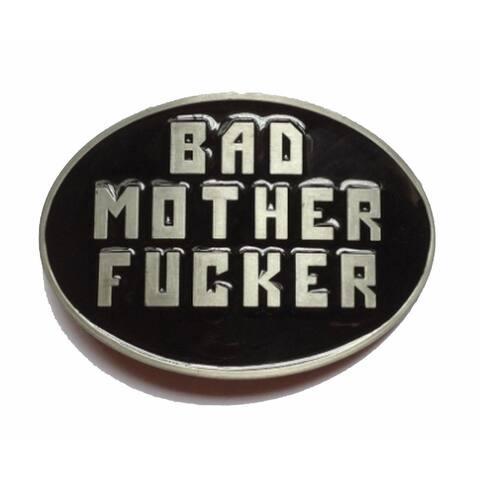 Bad Mother F*cker Belt Buckle