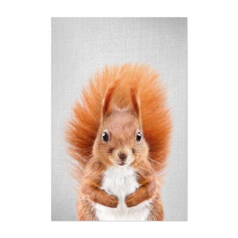 Noir Gallery Squirrel Animal Nursery Kid Room Unframed Art Print/Poster