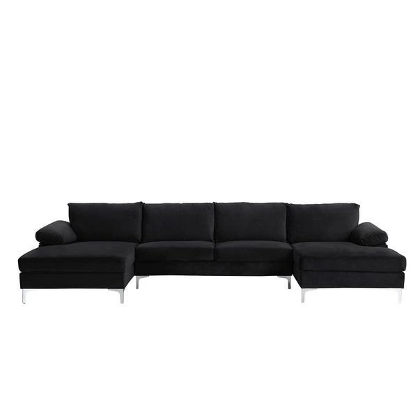 Buy Black Sectional Sofas Online at Overstock | Our Best ...