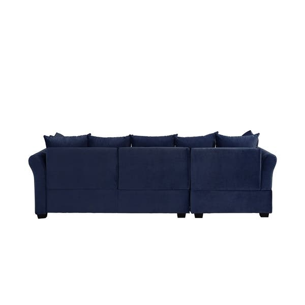 Sectional Sofa With Left Facing Chaise