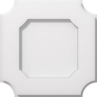 Locke Architectural Grade PVC Contemporary Ceiling Medallion