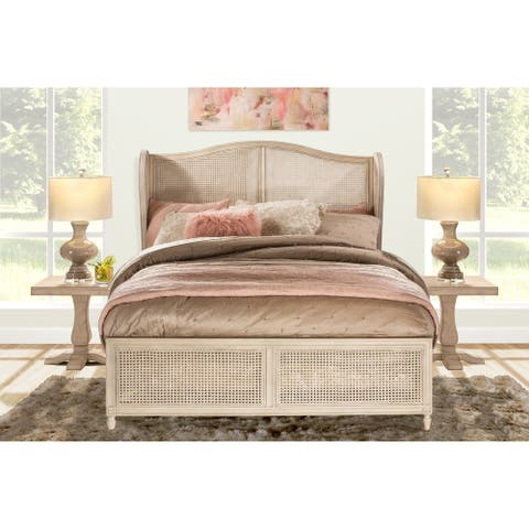 Sausalito Bed Set (Side Rail Included)