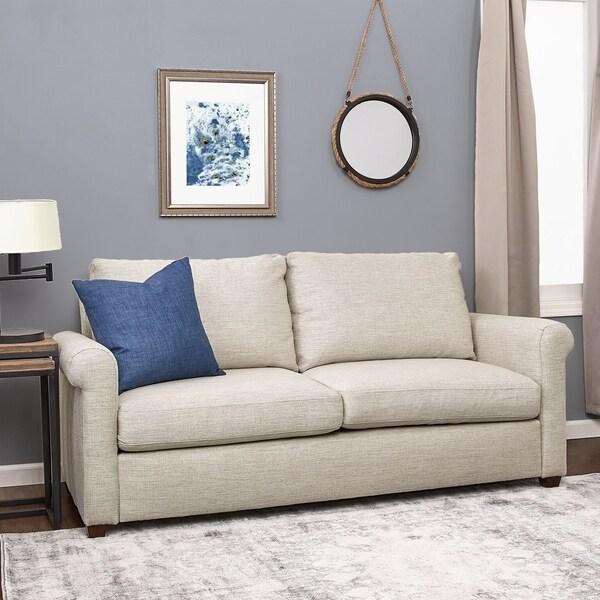 Copper Grove Alsdorf Rolled Arm Sofa