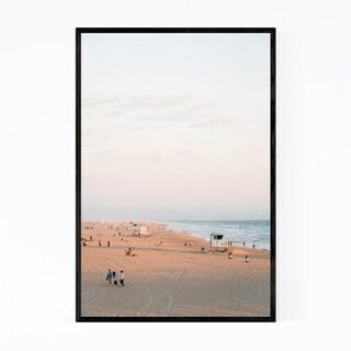 Noir Gallery Huntington Beach California Framed Art Print