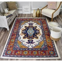Jorah Soft Touch Tranisitional Vintage Area Rug