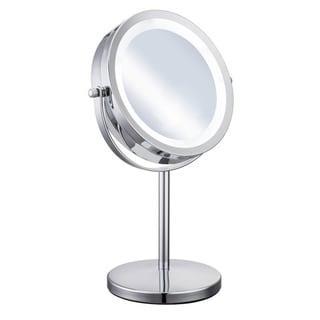 Shop Danielle 5x 1x Led Lighted Reversible Vanity Makeup