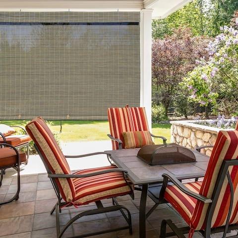 Porch & Den Alden Matchstick Cord-free Blinds