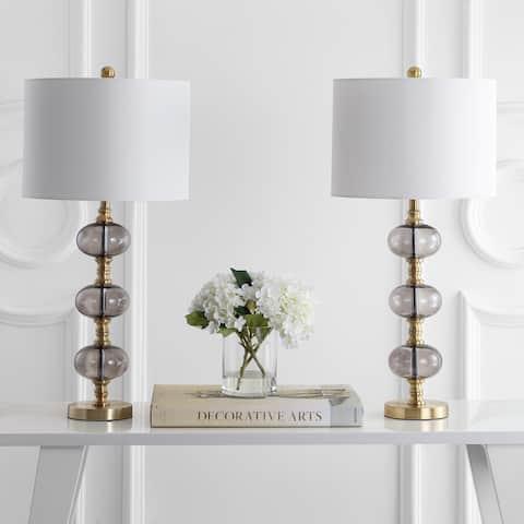 """Safavieh Lightining 30"""" Marcelo LED Table Lamp (Set of 2)"""