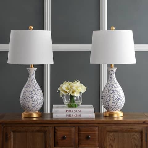 Safavieh Lighting 28-inch Avi LED Table Lamp (Set of 2)