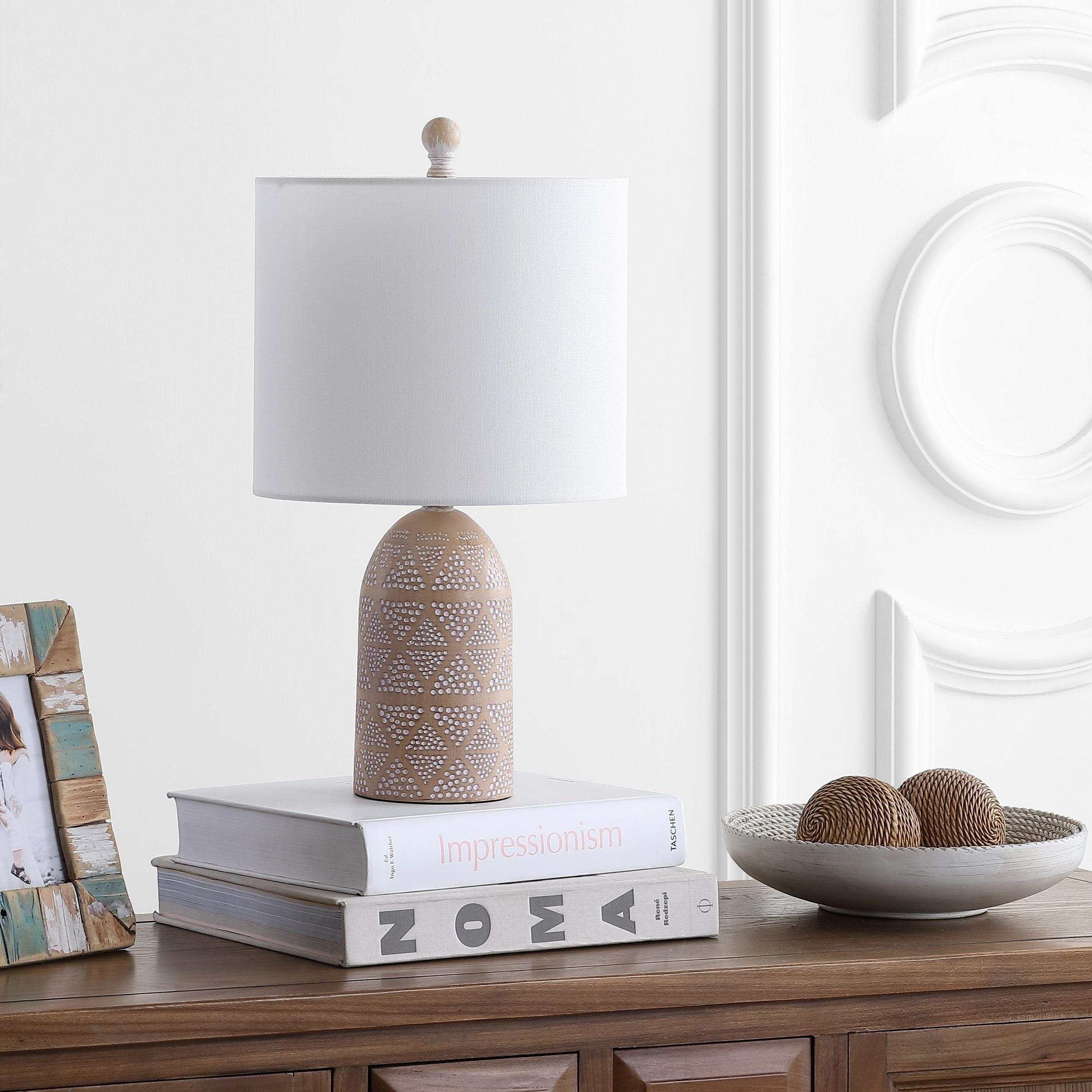 Safavieh Lighting 19 Nava LED Table Lamp