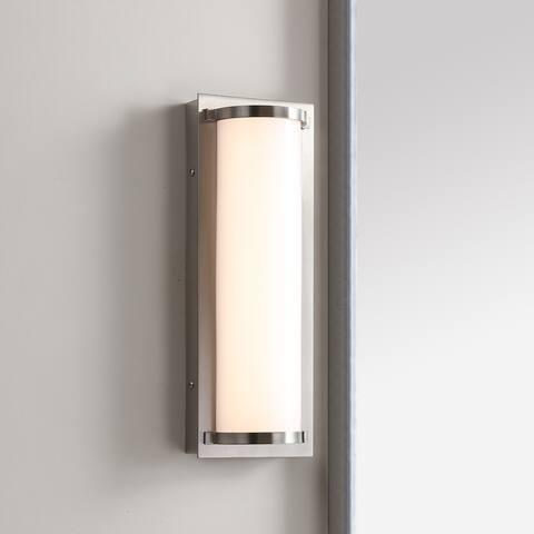 "Safavieh Lighting Luka Vanity Bar Bathroom Sconce - 12""x4.3""x3"""