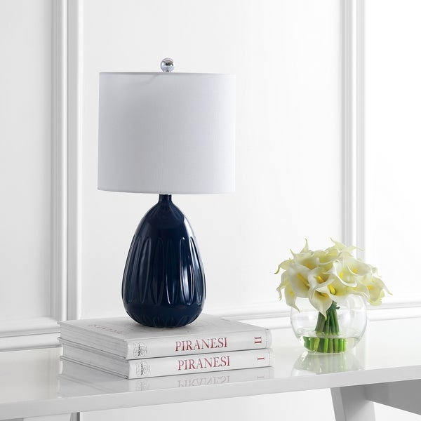 """Safavieh Lightining 20"""" Linnett LED Table Lamp"""