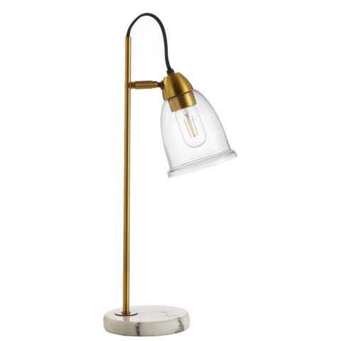 "Safavieh Lighting 22"" Gibson Table Lamp - 11.8""x6.3""x22"""