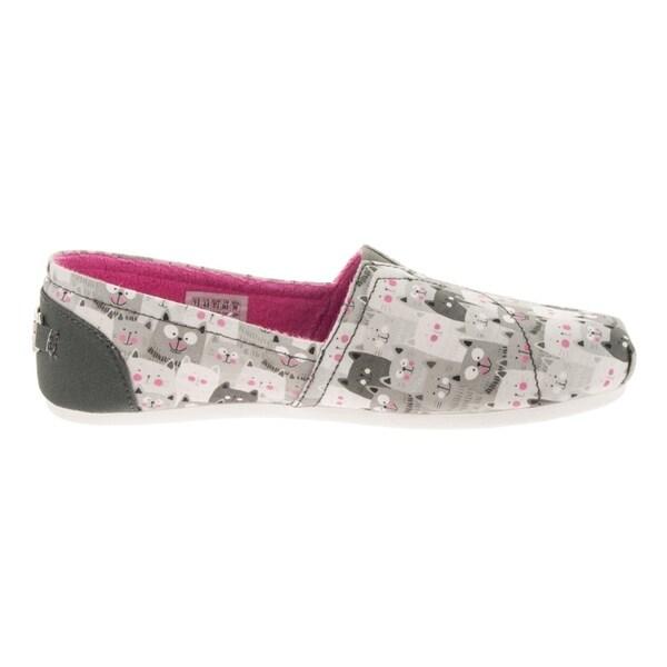 Kitty Jam Slip-On Shoe