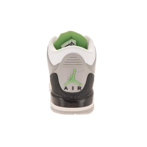 competitive price 37401 10430 Nike Jordan Kids Air Jordan 3 Retro (GS) Basketball Shoe