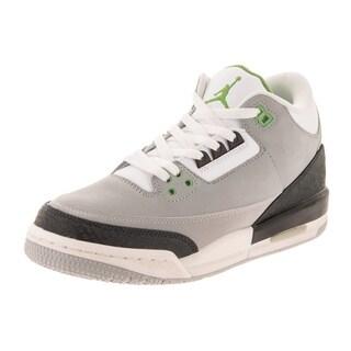 Nike Jordan Kids Air Jordan 3 Retro (GS) Basketball Shoe