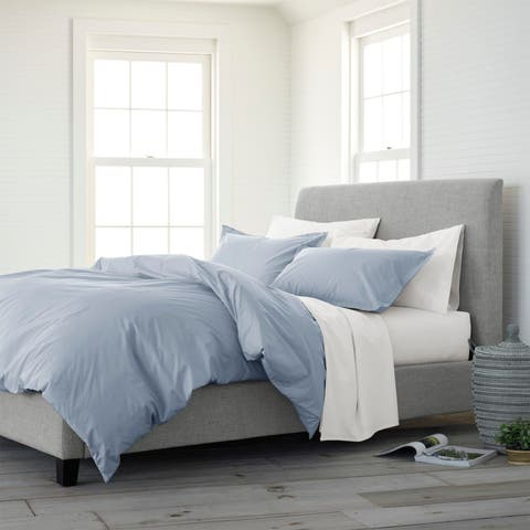 Porch & Den Halter Comfort Wash Duvet Cover Set