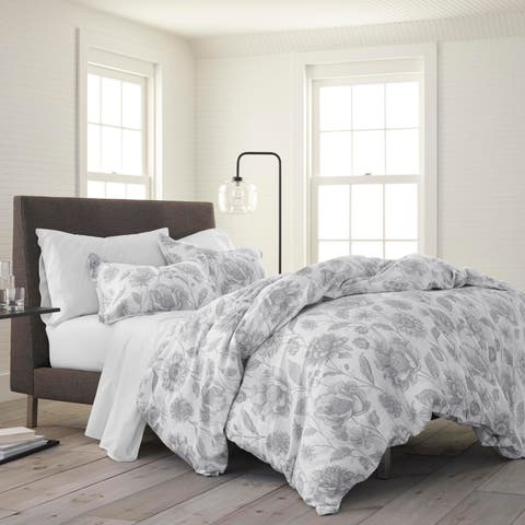 EcoPure Comfort Wash Meadow Walk Duvet Cover Set