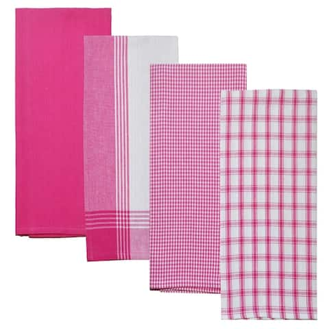 Dunroven House Variety Kitchen Towel Set of 4